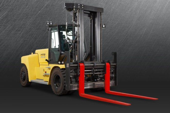 Hyster® Electric Big Trucks