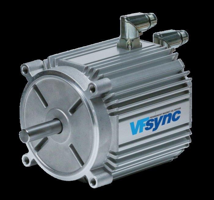 Bison VFsync PMAC Motors