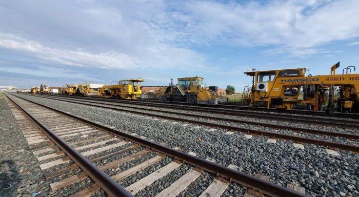 lease buy railway MOW equipment
